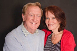 Anne Moir and John Campbell