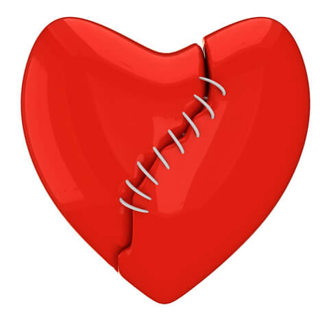 My heart was broken and I can not move on after infidelity