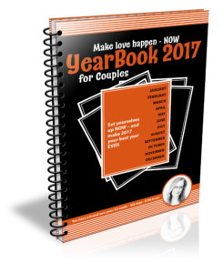Frontpage YearBook For Couples 2017
