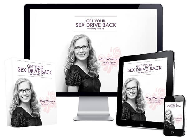 Get your sex drive back - Online Workshop in 4 modules