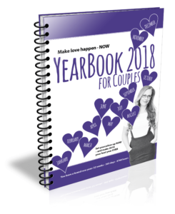 YearBook For Couples 2018 - Frontpage