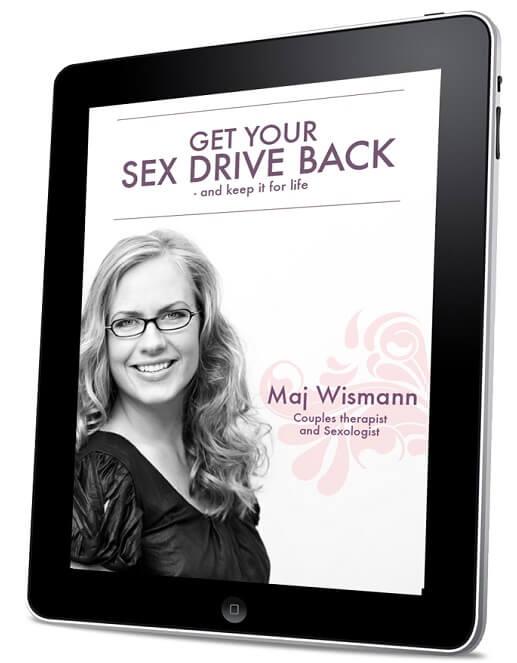 My partner won't help me get my sex drive back