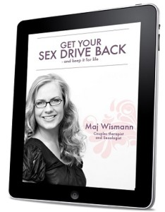 Got a lack of sex drive - Get help to get it back
