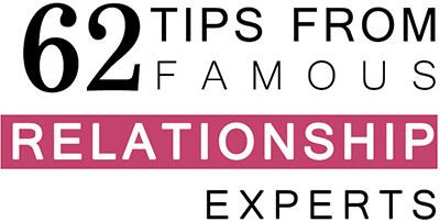 relationship expert tips