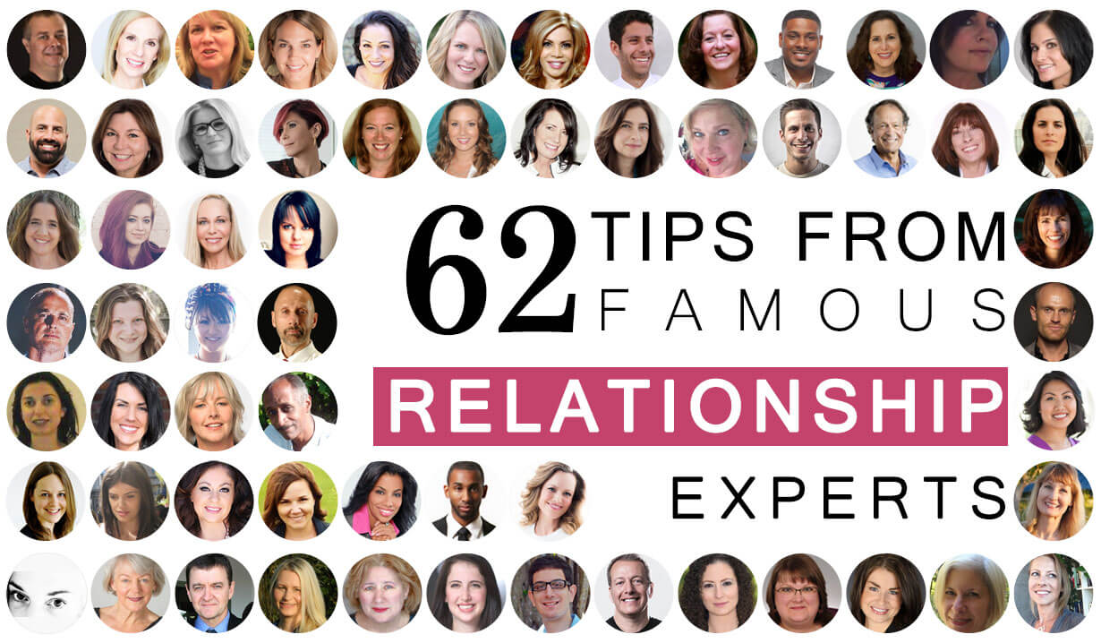 Experts tips on lasting relationships