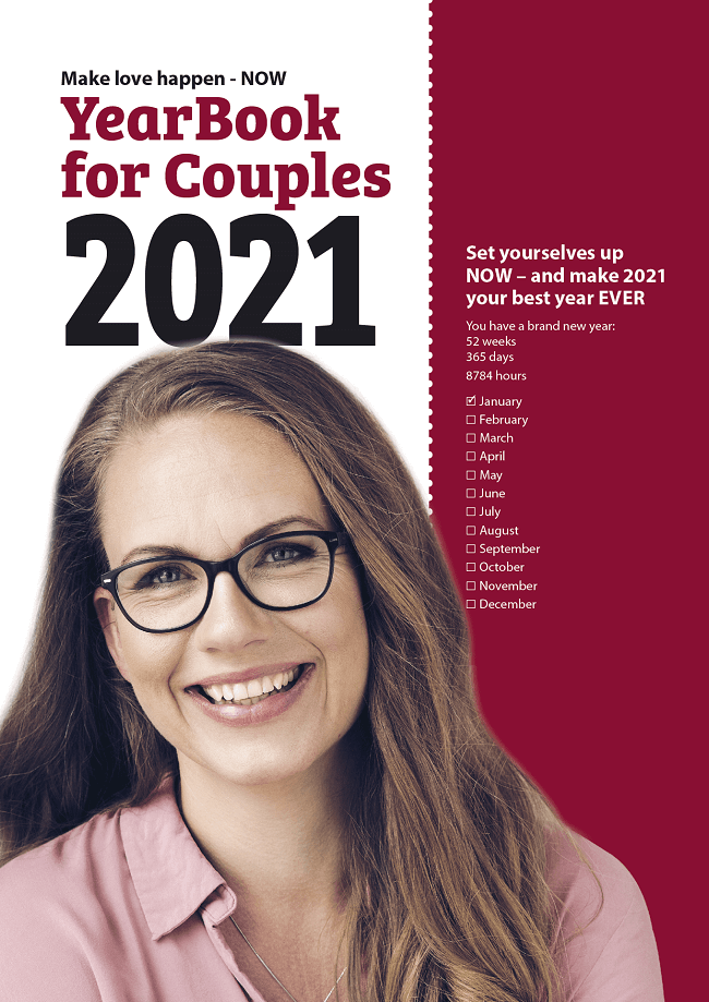 YearBook For Couples 2021 - Frontpage- Small